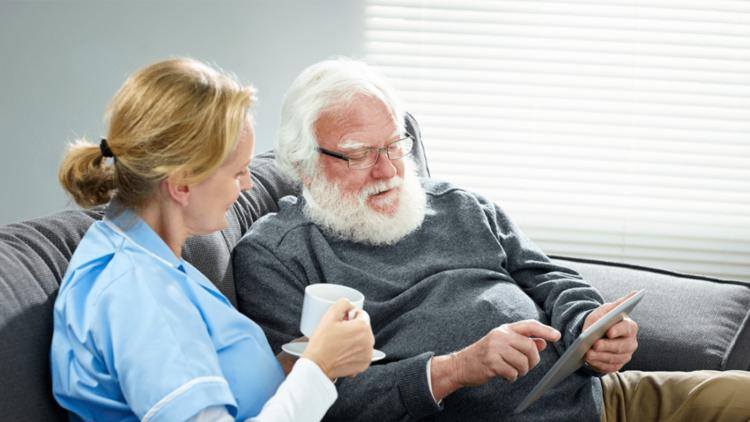 caregiver medical card